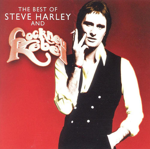 harley steve & rebel cockney best of importado cd nuevo