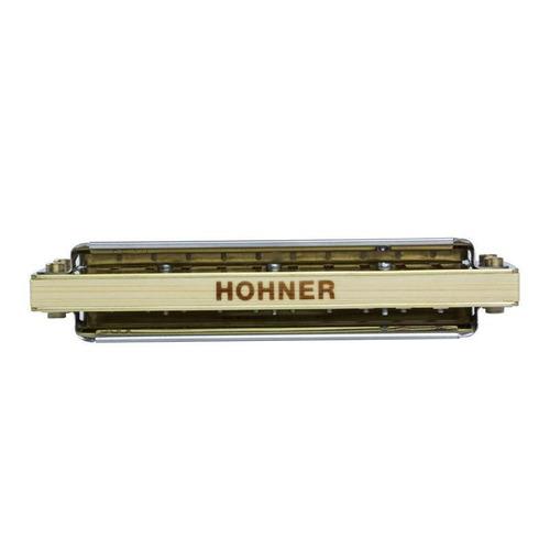 harmônica hohner marine crossover em g (sol) - gaita de boca
