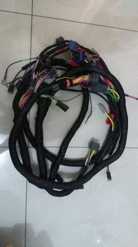 harness minicargador