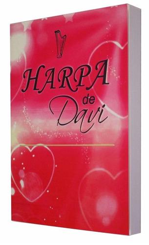 harpa cristã de davi pequena 710 hinos e corinhos + cores