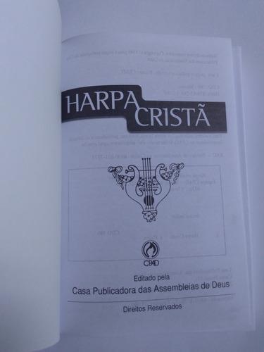 harpa cristã grande popular