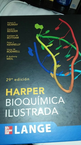 harper bioquímica ilustrada