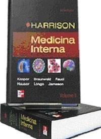 harrison medicina interna - 2 volumes - 16ª ed.