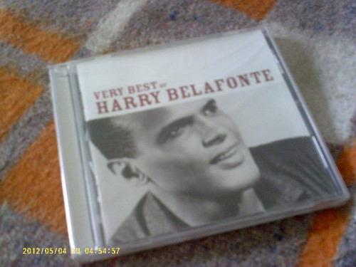 harry belafafonte - very best of - importado