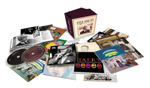 harry nilsson  the rca albums collection box set