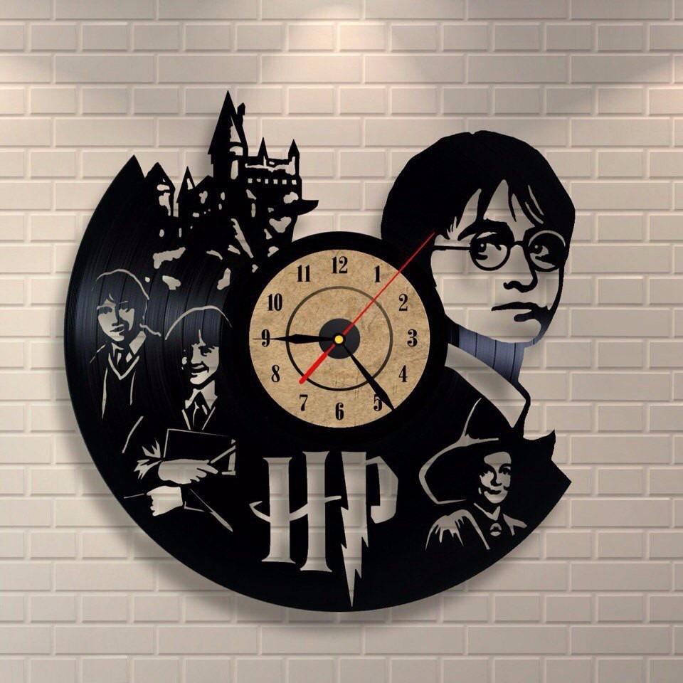 Harry Potter 1 Rel 243 Gio De Parede Disco De Vinil R