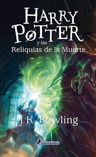 harry potter 7 - las reliquias de la muerte - j. k. rowling