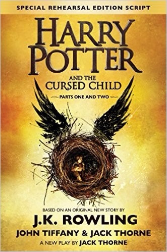 harry potter and the cursed child - parts one & two (spe *sk