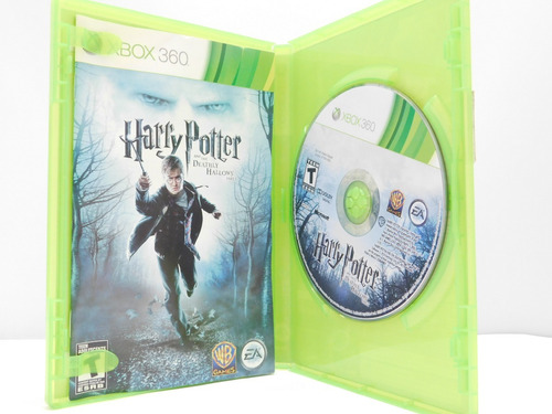 harry potter and the deathly hallows: part 1 - xbox 360