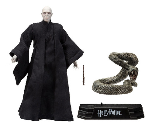 harry potter and the deathly hallows voldemort mcfarlane