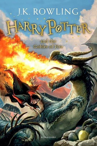 harry potter - and the goblet of fire - bloomsbury