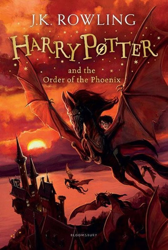 harry potter - and the order of the phoenix - bloomsbury