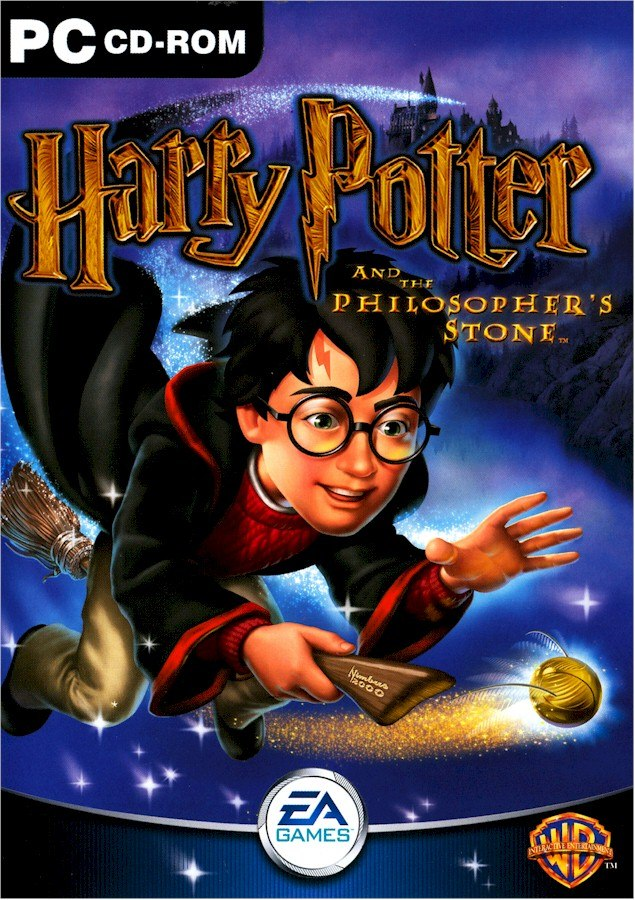 Harry Potter And The Philospher S Stone Juego Para Pc Vv4 499 00