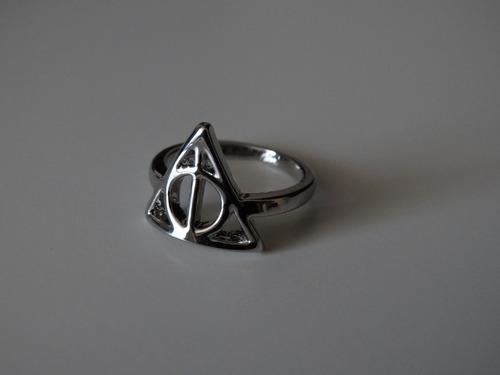 harry potter - anillo las reliquias de la muerte