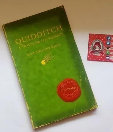 harry potter animales fantásticos y quidditch