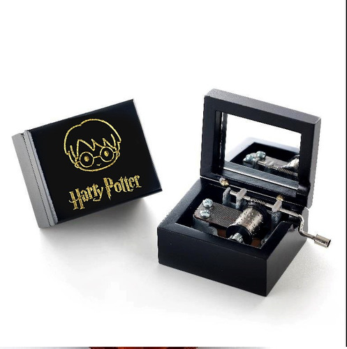 harry potter caja musical jrstore lince *