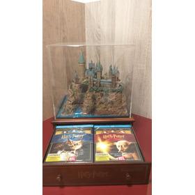 Harry Potter Castelo De Hogwarts Edição Especial C/ Blue Ray