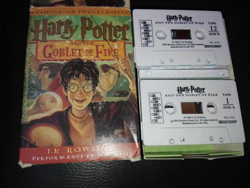 harry potter coleccion audiolibros
