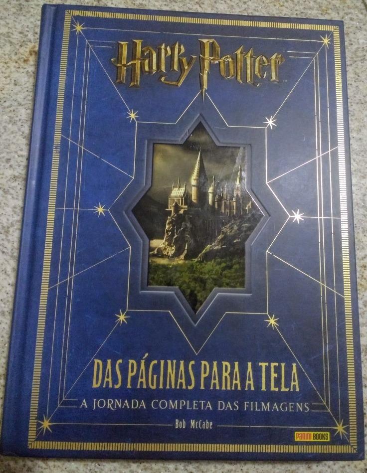 Resultado de imagem para Harry Potter - Das Páginas Para A Tela