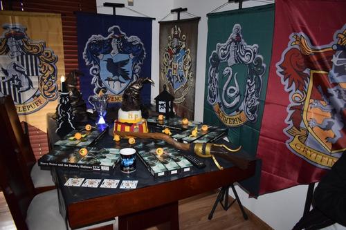 harry potter decoración fiestas