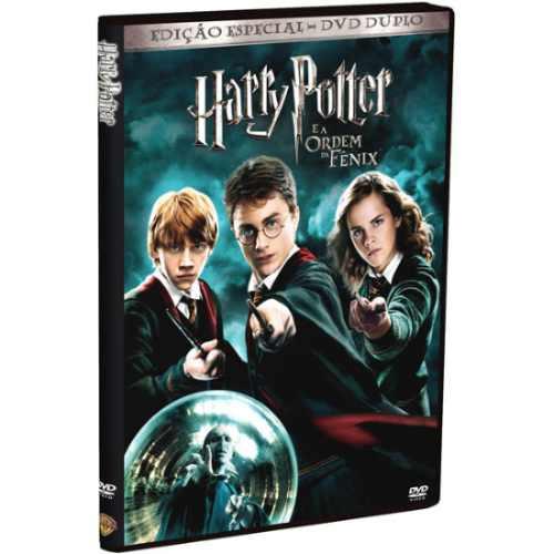 harry potter e a ordem da fênix edição especial - dvd duplo