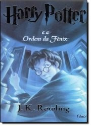 harry potter e a ordem da fênix - volume 5