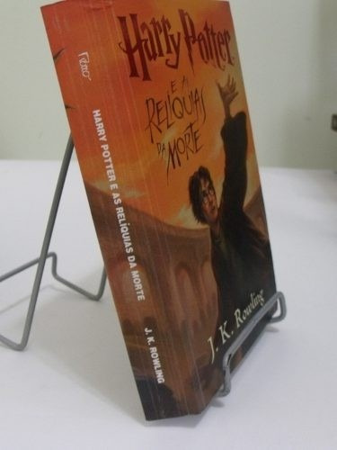 harry potter e as relíquias da morte - j. k. rowling