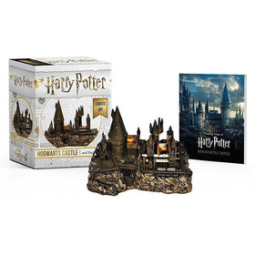 Harry Potter Hogwarts Castle Castelo Original Com Iluminação