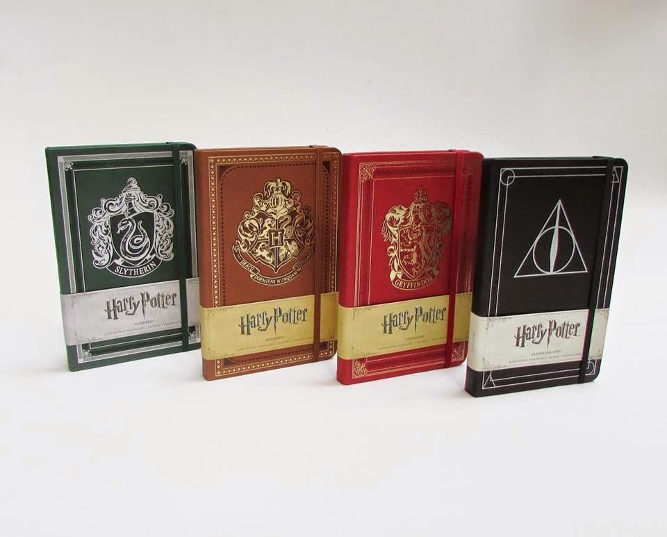 Harry Potter Hogwarts Libreta De Notas