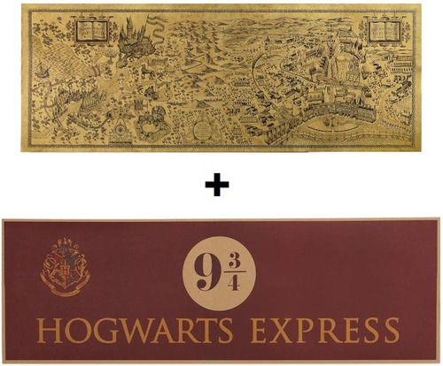 harry potter hogwarts london express 9 3/4 + wizarding world
