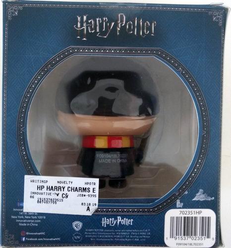 harry potter jumbo eraser boneco encantado