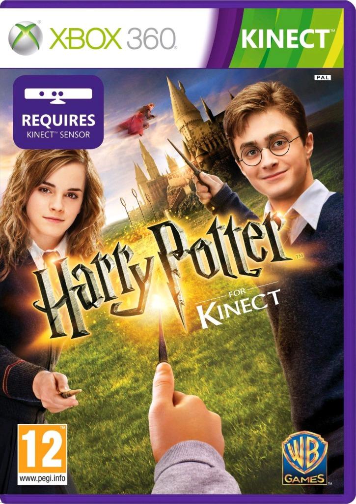 Harry Potter Kinect Familia Juego Xbox 360 Liquidacion Cgba 965
