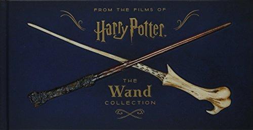 harry potter: la colección varita (libro)