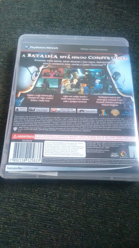 harry potter lego ps3