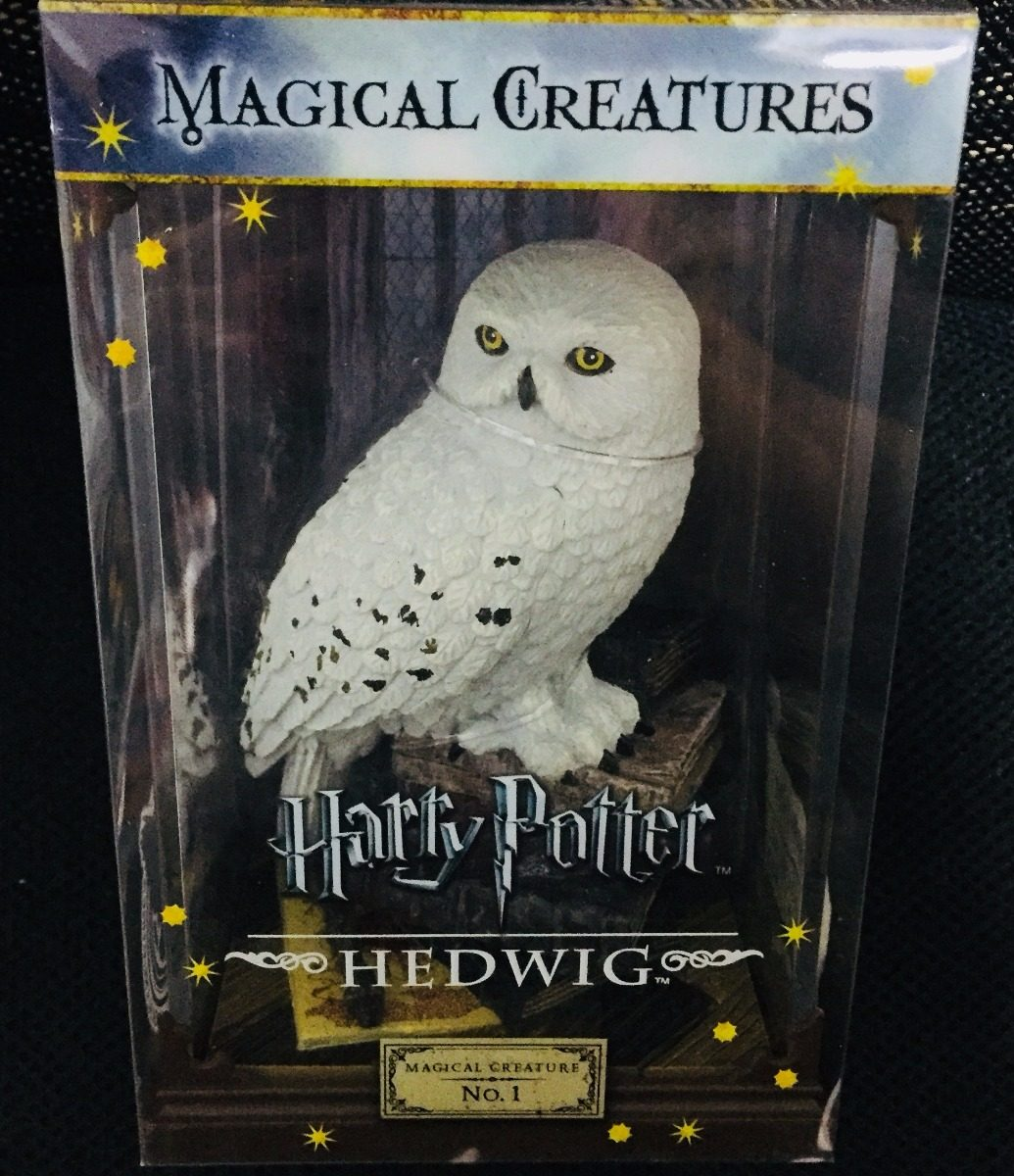 Harry Potter Magical Creatures Hedwig Colecao