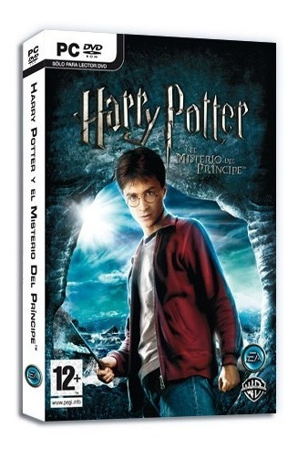 harry potter misterio principe juego pc original fisico