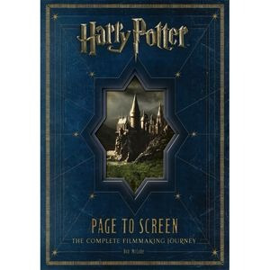 harry potter page to screen: preventa del volumen definitivo