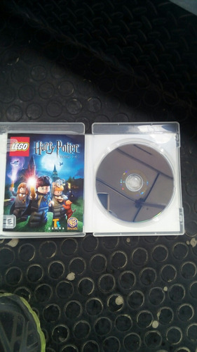 harry potter ps3 juego lego