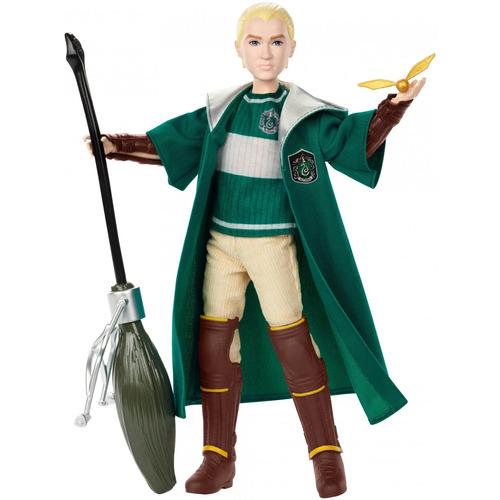 harry potter quidditch draco malfoy muñeca