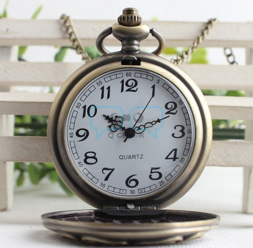 harry potter. reloj reliquias de la muerte qchvr