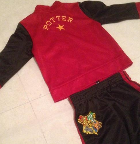 harry potter suéter y pants bebé