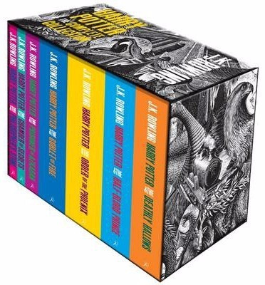 harry potter: the complete collection ( pack x 7 )