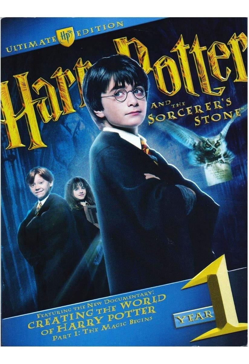 Harry Potter Ultimate Edition Año 1 La Piedra Filosofal