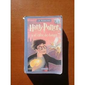 Harry Potter Y El Caliz De Fuego J. K. Rowling