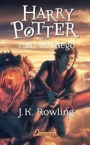 harry potter y el cáliz de fuego (libro)
