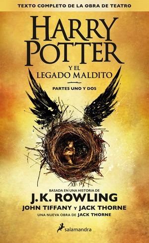 harry potter y el legado maldito j k rowling obra de teatro