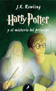 harry potter y el misterio del príncipe (6) - j. k. rowling