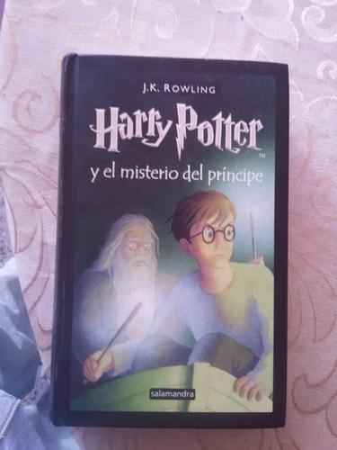 harry potter y el misterio del príncipe.
