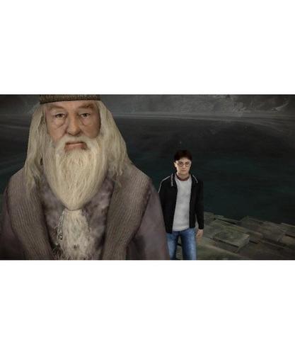 harry potter y el príncipe mestizo - nintendo wii