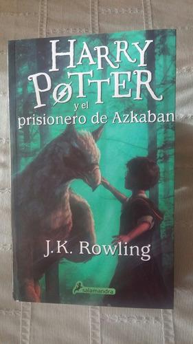 harry potter y el prisionero de azkaban  /  j. k. rowling